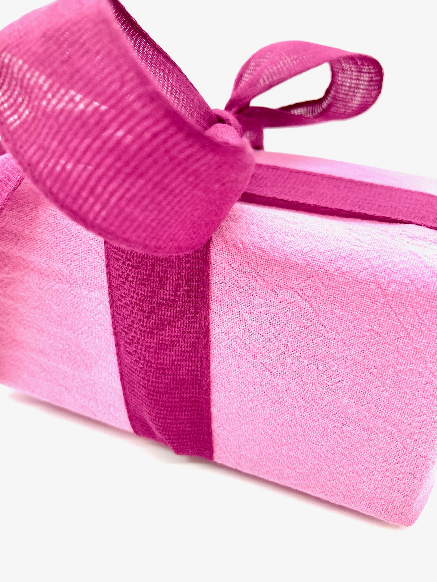 Einfach: Pink it is richtig riesig! (140x100cm)