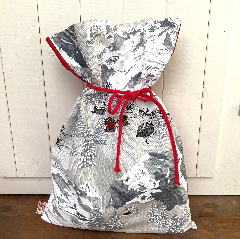 Weihnachten: Winter-Wonder-Land-Säcke, XL