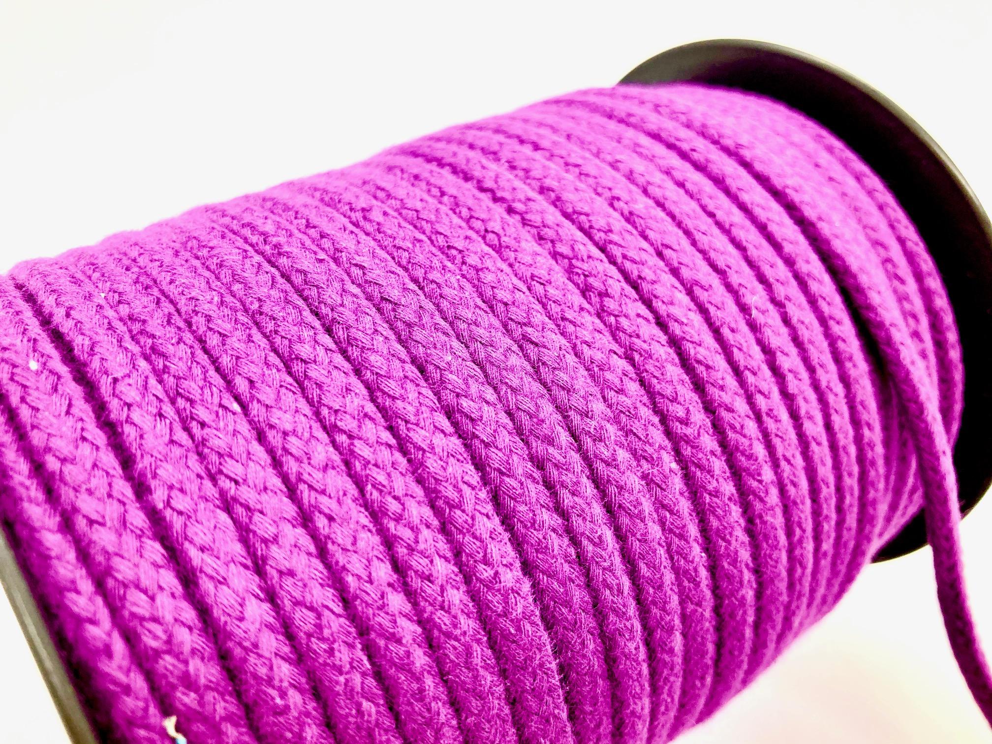 Kordel, Violett 6mm