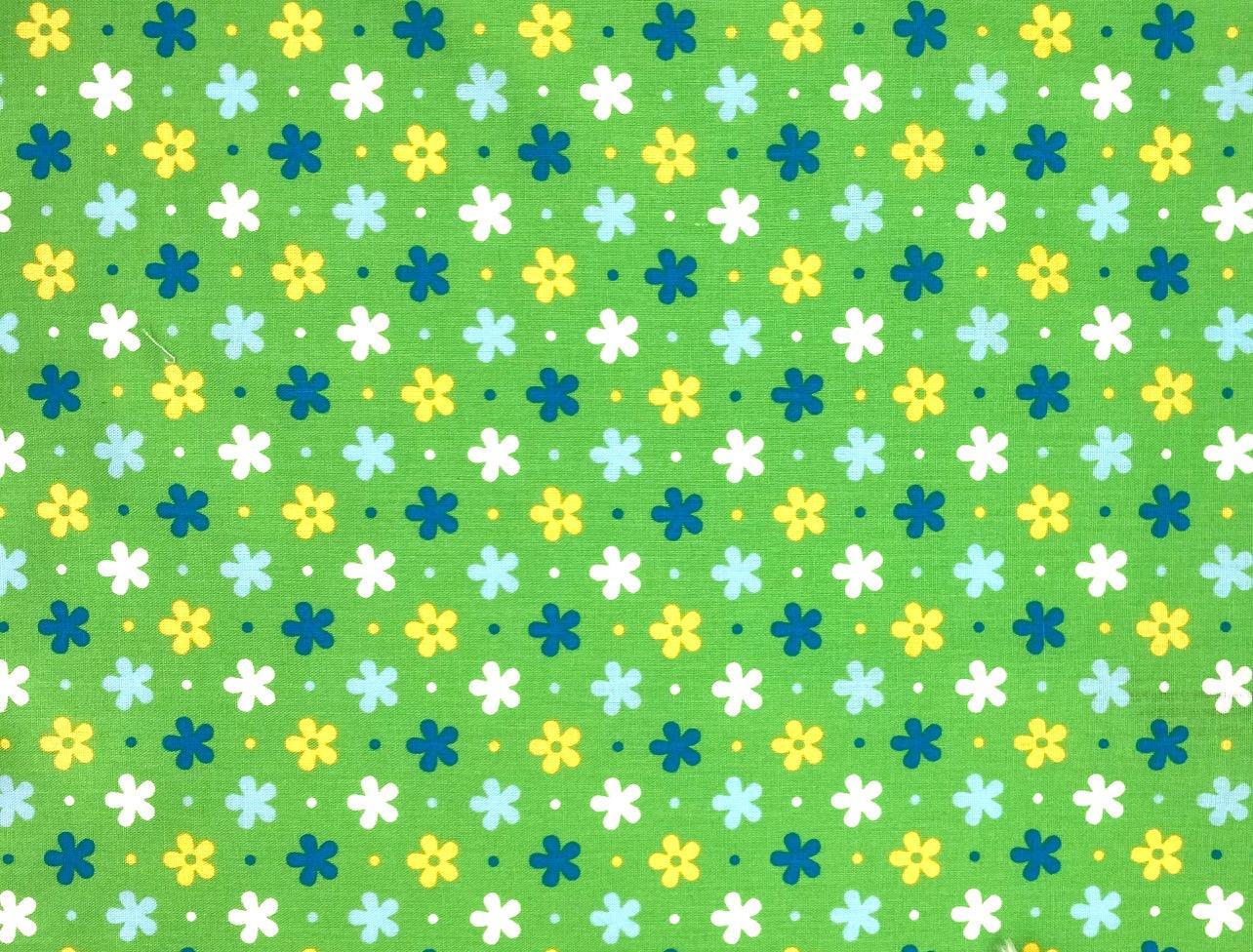Wiese voller Blumen