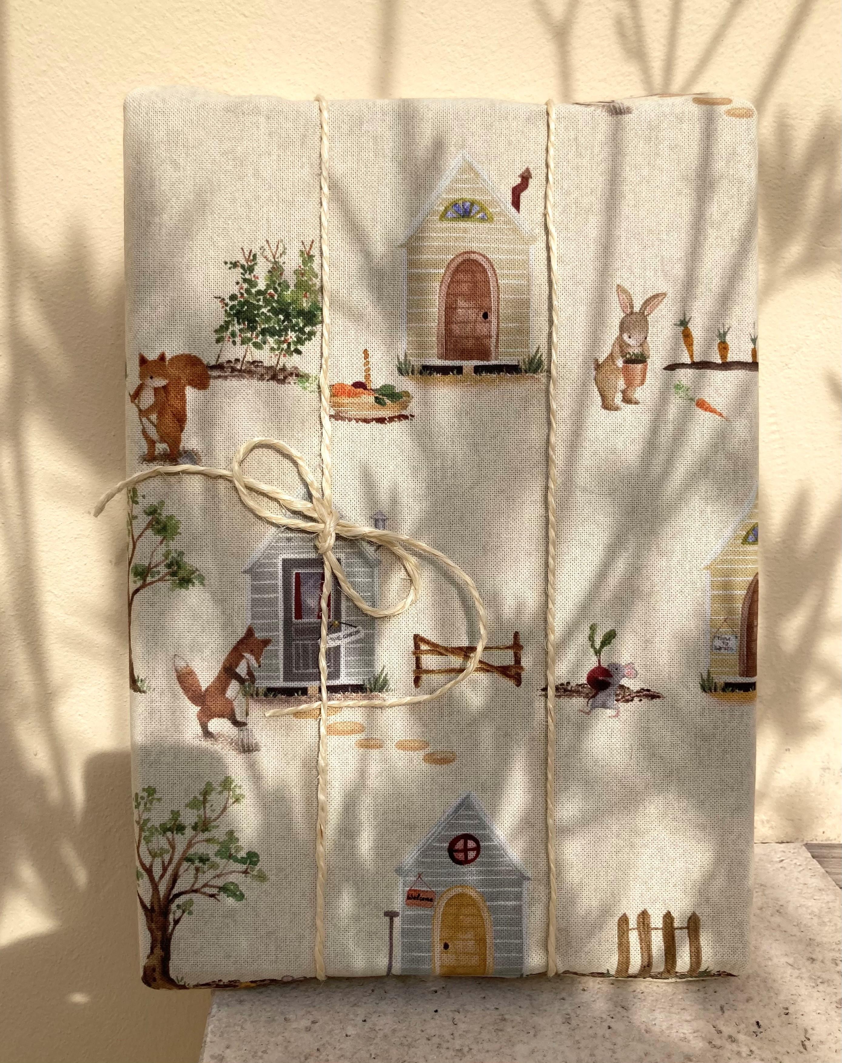Der Bilderbuch-Geschenkswtoff (70x50cm)