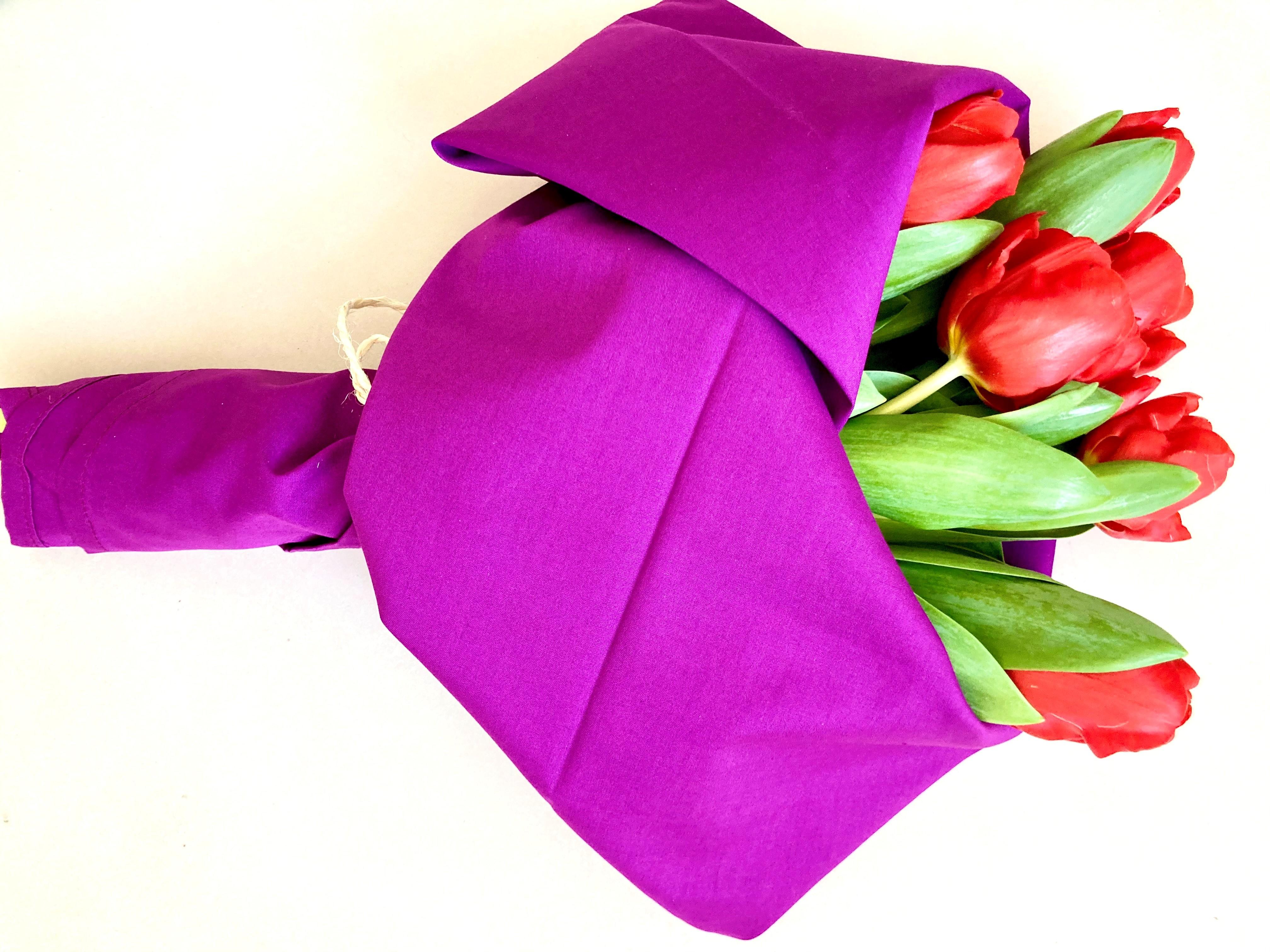 Einfach Violett ist nett (viele Größen)